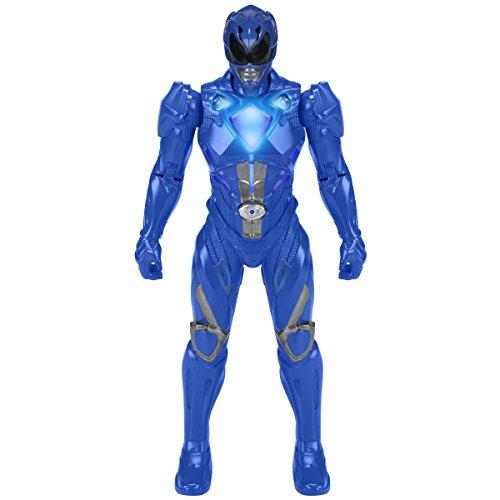 Power Rangers 4265217,5cm Film Blau Ranger Funktion Figur