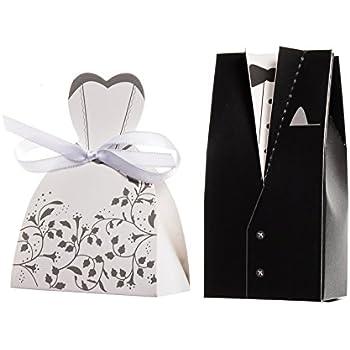 100 x hochzeit gastgeschenk schachtel bonbon box elektronik. Black Bedroom Furniture Sets. Home Design Ideas