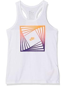 Nike Block Td Tank Yth - Camiseta sin mangas Niñas