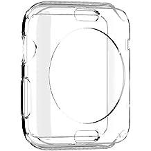 Spigen SGP11495 - Funda para Apple 42mm Watch, Claro