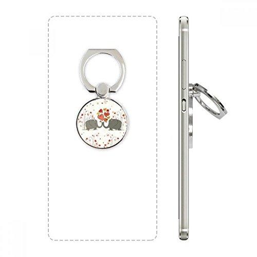 Soporte universal para anillo de teléfono celular de San Valentín, diseño de...