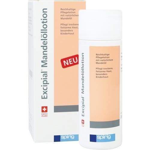 EXCIPIAL mandelöllotion 200 ml