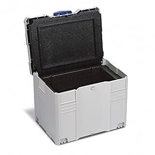 TANOS Isolier-systainer® T-loc IV Kühlbox Thermobox lichtgrau 80590409