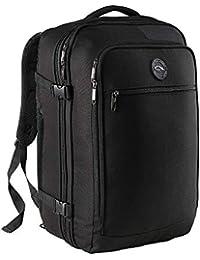 CX Luggage - Equipaje de Cabina Expandible de 55 x 40 x 20 cm a 55