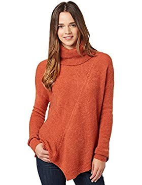 TOM TAILOR Pointed Turtleneck Sweater, Felpa Donna