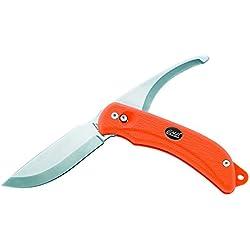 EKA EKA737308 Cuchillo,Unisex - Adultos, Orange, un tamaño
