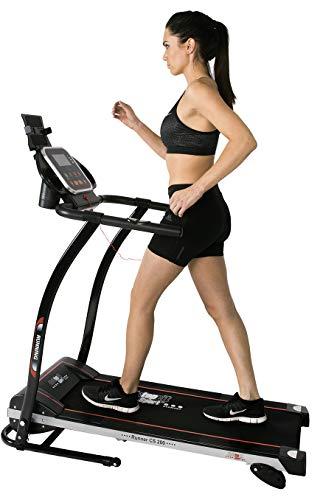 Christopeit GEH- und Walker Laufband CS 200 schwarz Fitnessgerät