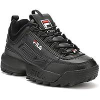 Fila Black Fashion Sneakers For Women