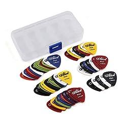 60 Stück Plektren Guitar Picks