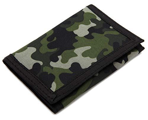 SUNDEE, Kinder-Geldbörse Camouflage S