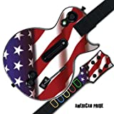 mightyskins schützende Haut Aufkleber Cover Aufkleber für Guitar Hero 3III PS3Xbox 360Les Paul–American Pride