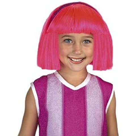 Lazytown Stephanie Child Wig by Disguise
