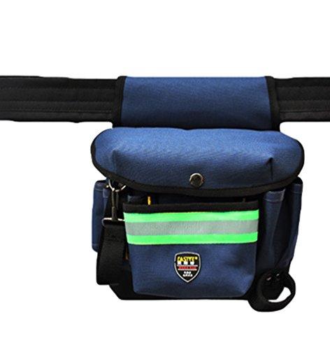 Heheja Multifunktions Werkzeugtaschen Taillenbeutel für Wartungspersonal Woodworking Elektriker's Beutel Als Bild3