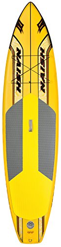 "Preisvergleich Produktbild Naish Glide Air SUP Inflatable Stand Up Paddle Board 12'0"" CARBON Paddle, PUMP, BAG & LEASH"