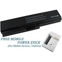 Toshiba Satellite L775–11U Laptop Batteria 48Wh 4400mAh con potenza mobile stick–Premium Powerwarehouse batteria di ricambio