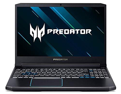 """Acer Predator Helios PH315-52-54FD Ordinateur portable Gaming 15.6"""" Full HD (Intel Core i5, 8Go de RAM, Disque Dur 1To, GTX1660Ti 6Go, Windows 10)"""