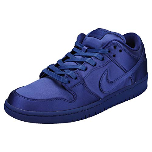 save off 5eb15 0795a Nike SB Dunk Low TRD NBA, Chaussures de Skateboard Mixte Adulte,  Multicolore Deep Royal