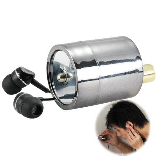 Hören Sie durch Wände und Türen mit diesem Spezialmikrofon