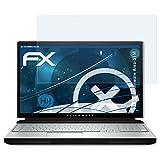atFoliX Anti-Choc Film Protecteur pour Dell Alienware Area-51M Film Protecteur, Ultra Clair et Absorbant Les Chocs FX Protecteur d'écran (2X)