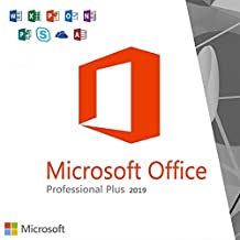 Microsoft Office Professional Plus 2019 | 5 PC | lifetime