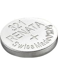 Pile 321 Oxyde d'argent Renata pour Montre 1,55V (SR616SW)