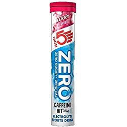 High 5 Zero Hydration Tablets 1 Tube x20 Xtreme Berry
