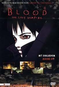 Blood the last Vampire, 1 DVD, dtsch., engl. u. japan. Version