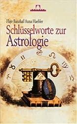 Schlüsselworte zur Astrologie.