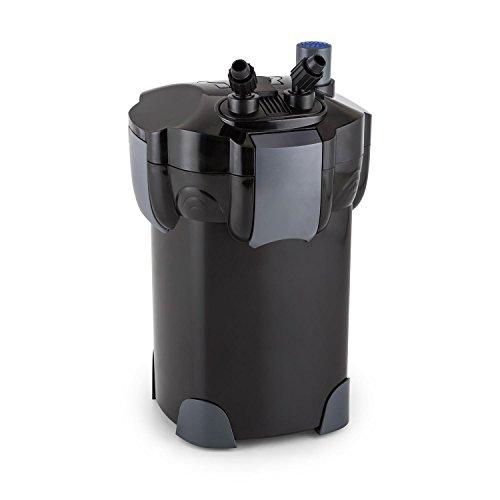 DURAMAXX Clearflow-35UV Filtro Esterno Per Acquario 35W 3 Livelli 1400 l/h