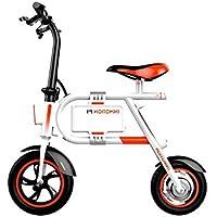 Inmotion E Bike P1 350 W Blanco / Naranja Vehículos eléctricos