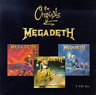 Originals [Import anglais] by Megadeth (B0000076GW) | Amazon price tracker / tracking, Amazon price history charts, Amazon price watches, Amazon price drop alerts