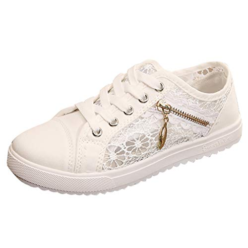 SHJIRsei Scarpe Donna Sneakers Eleganti,Scarpe da Ginnastica Corsa Sportive Air Fitness Sneakers Moda Scarpe Dimagranti Casual Tennis Piattaforma Running Sneakers