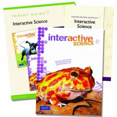 By Pearson Scott Foresman ( Author ) [ Interactive Science Homeschool  Edition, Grade 5 with Teacher Edition Access Kit [With Parent Guide] By  Apr-2012