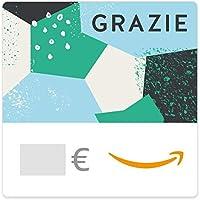 Buono Regalo Amazon.it - Digitale - Grazie - Design astratto