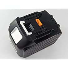 INTENSILO Li-Ion batería 6000mAh para herramienta eléctrica Makita BHP456RFE3, BHP456RFWX, BHP456Z, BHP458, BHR202 por BL1830, 194204-5.