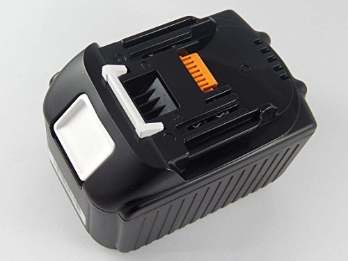 Preisvergleich Produktbild INTENSILO Li-Ion Akku 6000mAh (18V) für Elektro Werkzeug Makita Akku-Kaffeemaschine DCM500Z wie BL1830, 194204-5, u.a..