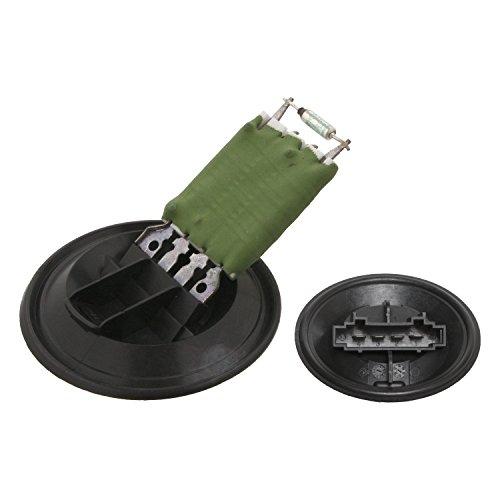 febi bilstein 34370 Widerstand für Gebläse, 1 Stück 1 Ps-gebläse Motor