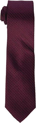 Seidensticker Herren Krawatte 177177, Rot (Bordeaux 49), 7