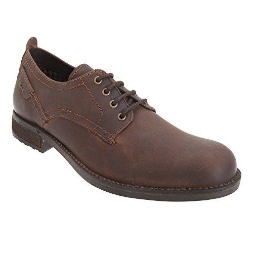 Roamers - Chaussures décontractées en cuir - Homme Marron
