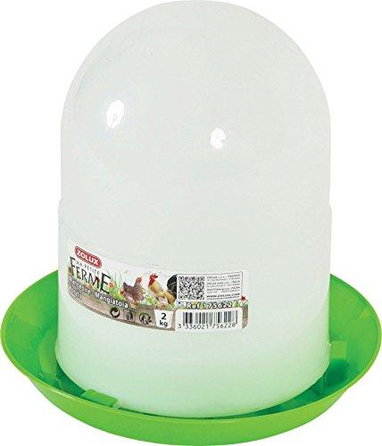 Zolux Mangeoire Basse Cour Plastique Silo pour...