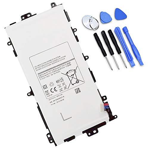 XITAI 3.75V 4600mAh SP3770E1H Batteria di Ricambio per Samsung Galaxy Note 8.0 WiFi GT-N5110 N5100 N5120 N5110 SGH-i467 with Tools