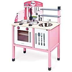 Janod - Maxi Cocina Mademoiselle (Juratoys J06533)
