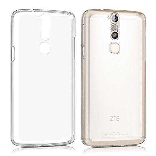 kwmobile ZTE Axon Mini Hülle - Handyhülle für ZTE Axon Mini - Handy Case in Transparent