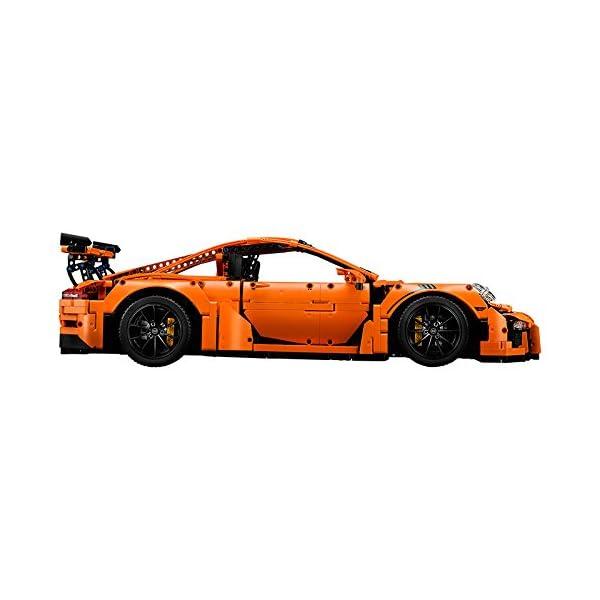 LEGO Technic Porsche Gt Rs Costruzioni Piccole Gioco Bambina Giocattolo, Colore Vari, 42056 4 spesavip