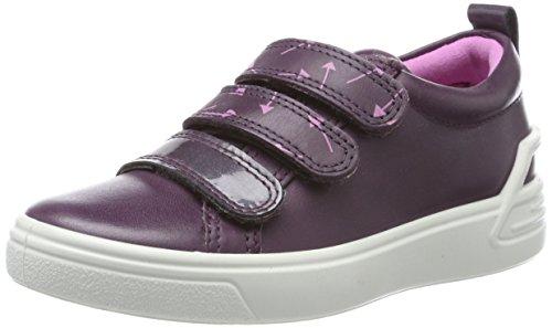 Ecco Mädchen Ginnie Sneaker, Violett (Mauve), 30 EU