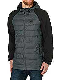 Rip Curl Jackets - Rip Curl Mixer Anti Insulated Jacket - Charcoal
