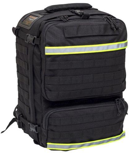 ELITE Bags PARAMED´S EVO Notfallrucksack (rot & schwarz) (schwarz)