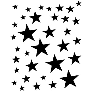 Eulenspiegel- Star Dance Plantilla de pintura facial (109397)