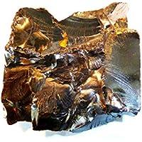 Boviswert EDEL SCHUNGIT, seltene große Brocken, 117,00g, 8x7x3cm, schön und kraftvoll, aus Karelien, mit Zertifikat! preisvergleich bei billige-tabletten.eu