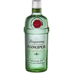 Tanqueray Rangpur Lime Distilled Gin (1 x 0.7 l)